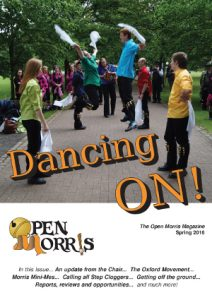 Dancing On Spring 2016