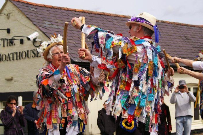 Braybrooke Morris Dancers