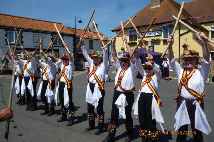 Bury Fair Women's Morris
