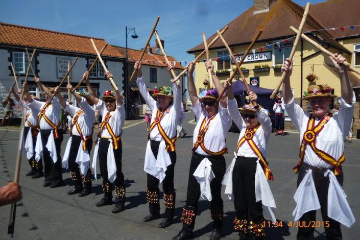 Bury Fair Women's Morris