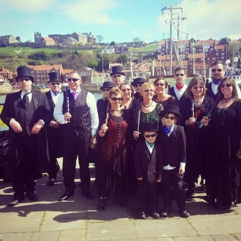 Jet Set at Whitby