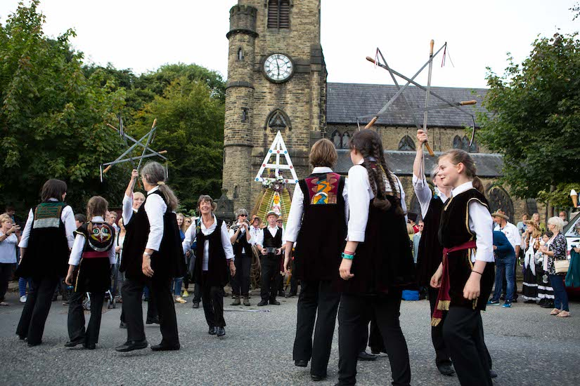 Ryburn Longsword at Ripponden