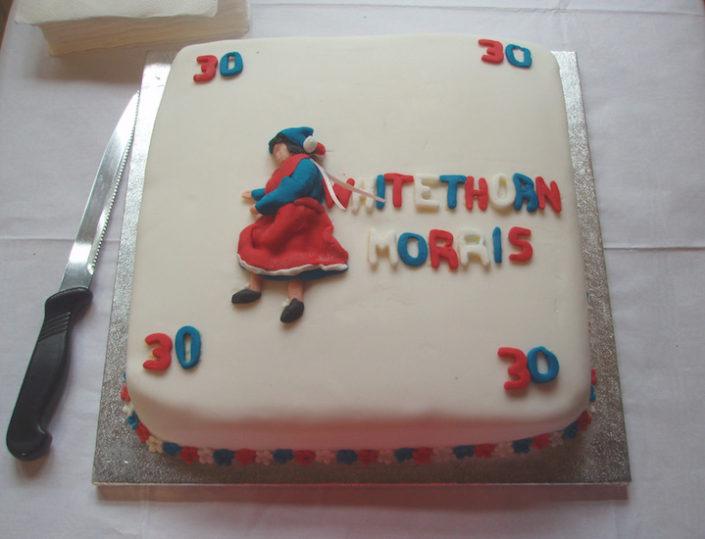 Whitethorn Morris