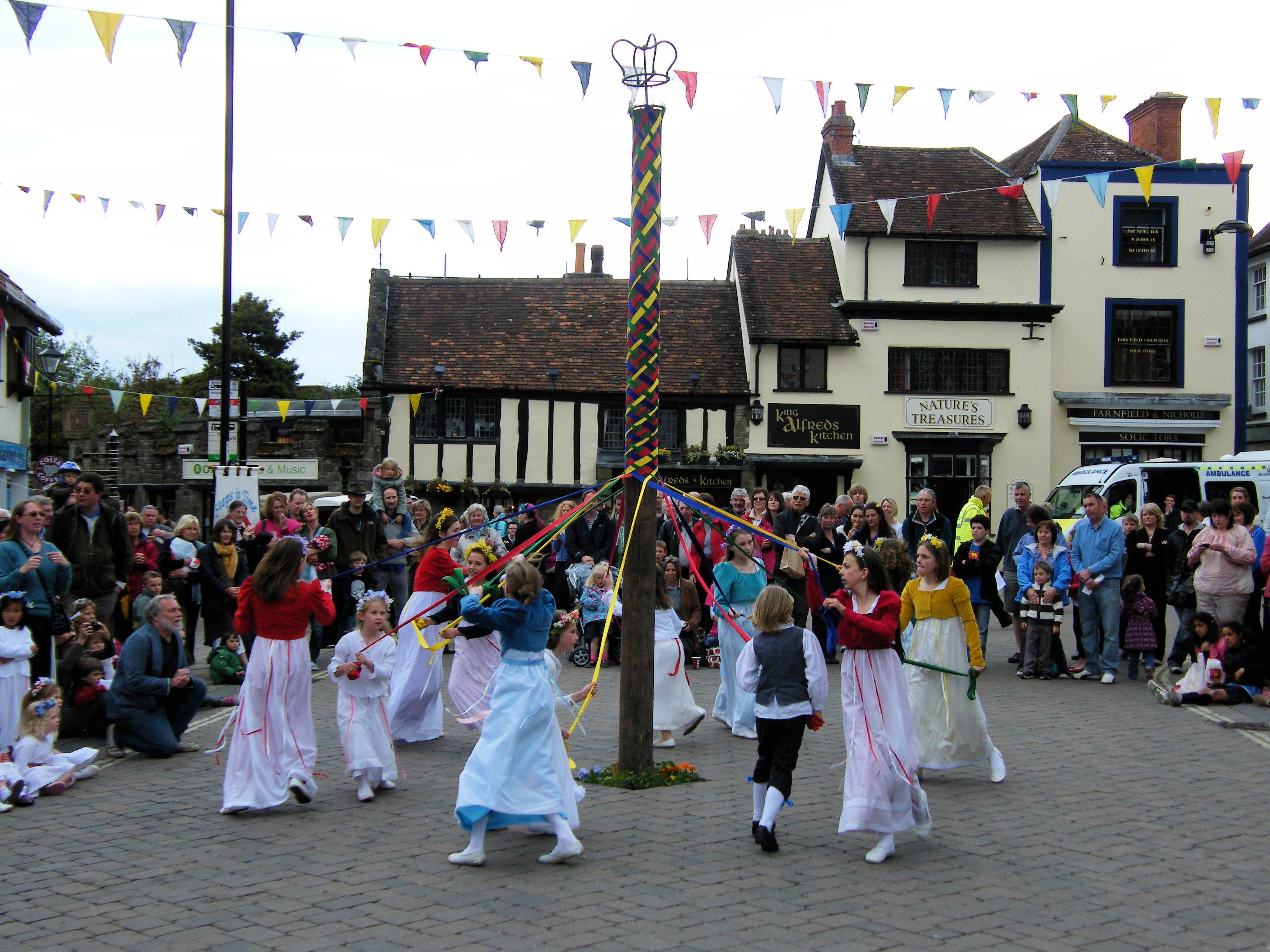 Shaftesbury May Day